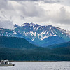 humpack whale hunting in favorite channel alaska