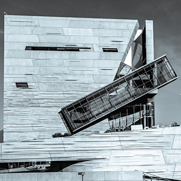 Perot Museum of Nature and Science in dallas texas