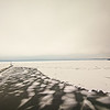 frozen lake michigan near petoskey waterfront marina