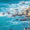 pacific ocean coastal cliff scenes
