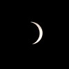 partial soalr eclipse over south carolina usa