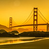 San Francisco Golden Gate Bridge in California USA