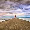 ann arbor lighthouse in michigan