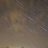 night sky and stars timelapse footage