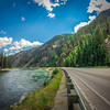 flathead reservation landscapes in montana