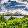 white pass mountains in british columbia
