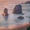 Soberanes point big sur california beautiful sunset