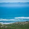 point reyes national seashore coast on pacific ocean