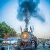 great smoky mountains train ride in bryson city nc