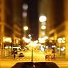 night scenes footage around city of chicago illinois