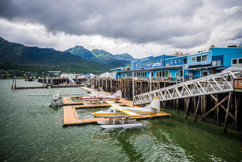 ketchikan alaska port and float plane airport