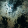 Solar Eclipse 2017 event in South Carolina sky