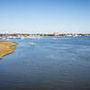 charleston south carolina skyline view across river