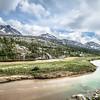 white pass yukon british columbia between alaska and canada