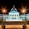 state of mississippi state capitol building in Jackson downtown