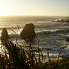 wide view of soberanes point on the california coast in big sur