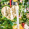 beautiful christmas decorations for holiday season