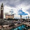 LAS VEGAS USA November 2017: The Venetian Resort Hotel & Casino on a sunny day in november