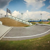 pro level bmx bike competition course