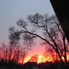 01-01-17 Dayton 11 sunset