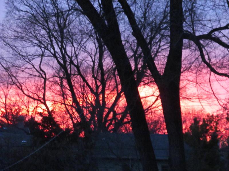 01-01-17 Dayton 12 sunset