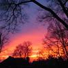 01-01-17 Dayton 07 sunset