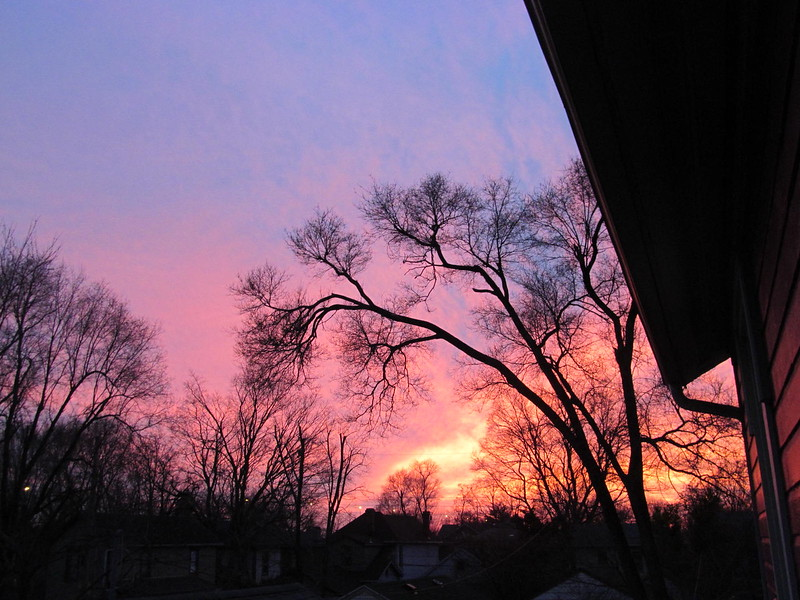 01-01-17 Dayton 03 sunset