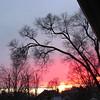 01-22-17 Dayton 09 sunset