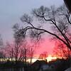 01-22-17 Dayton 08 sunset