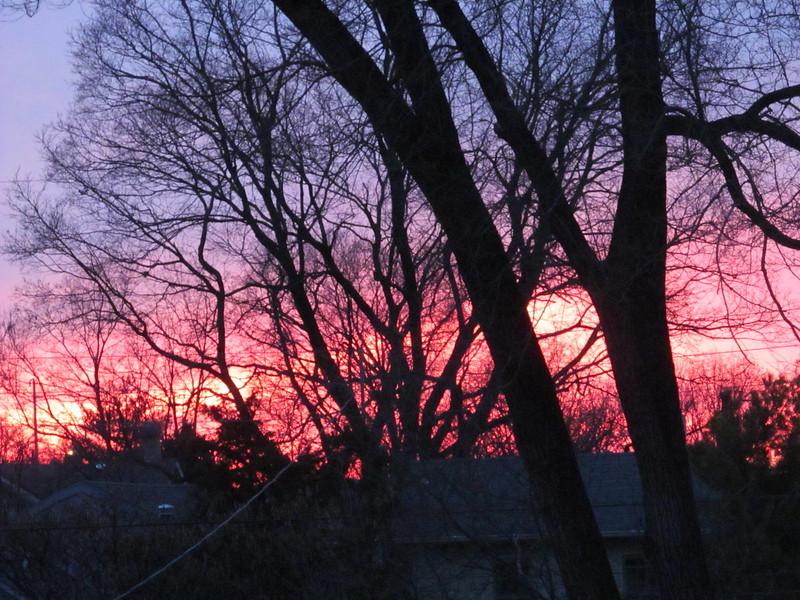 01-01-17 Dayton 14 sunset
