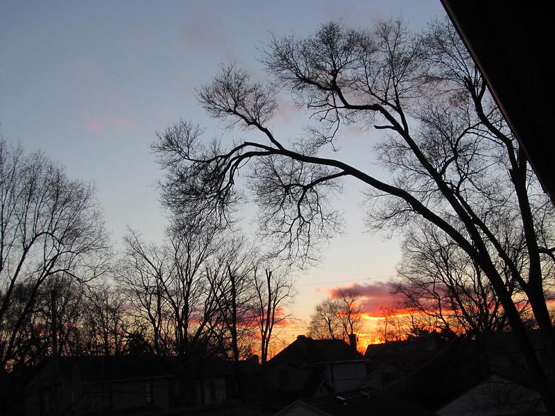 01-04-17 Dayton 07 sunset