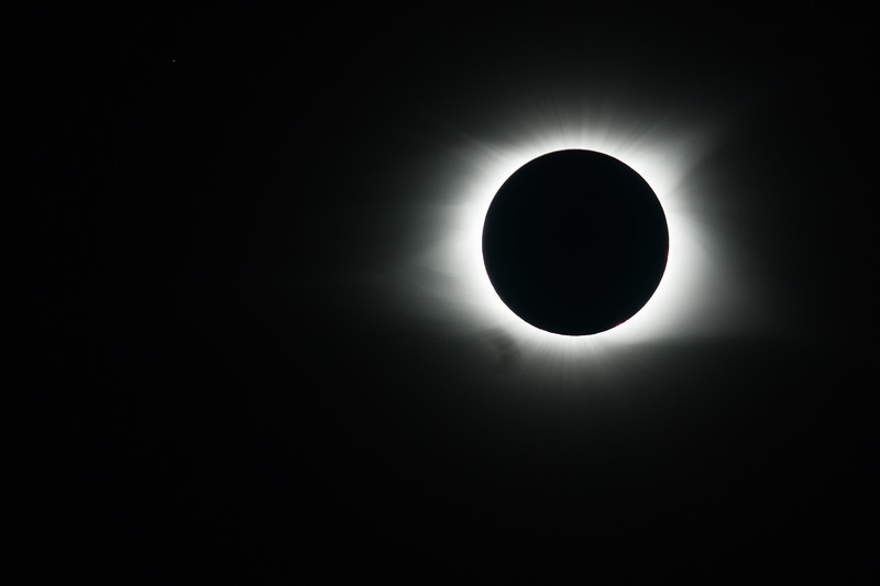 Bryan College, totality