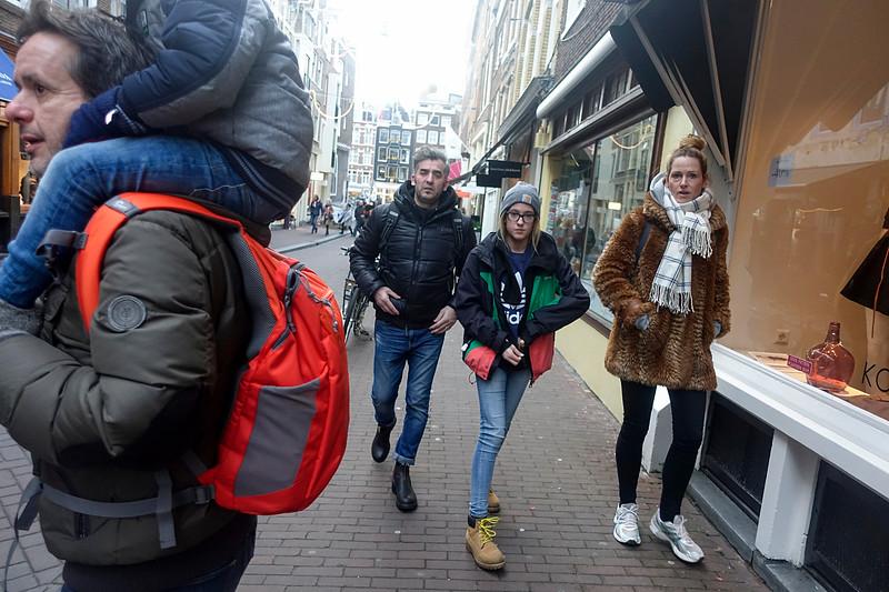 Nederland, Amsterdam, 4 januari 2017, foto: Katrien Mulder