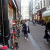 Nederland, Amsterdam, de 9 straatjes, 4 januari 2017, foto: Katrien Mulder