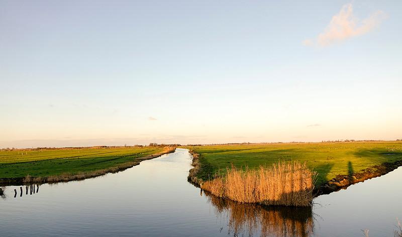 Nederland, Amsterdam, Waterland, 5 januari 2017, foto: Katrien Mulder