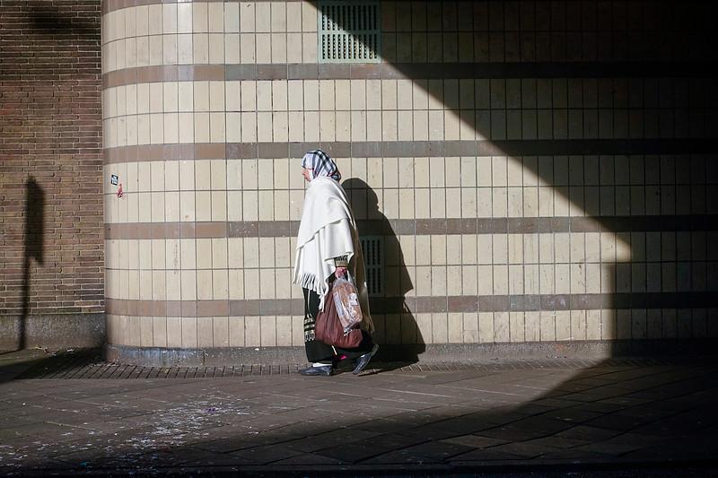 Nederland, Amsterdam, Amsterdam oost, 6 januari 1017, foto: Katrien Mulder