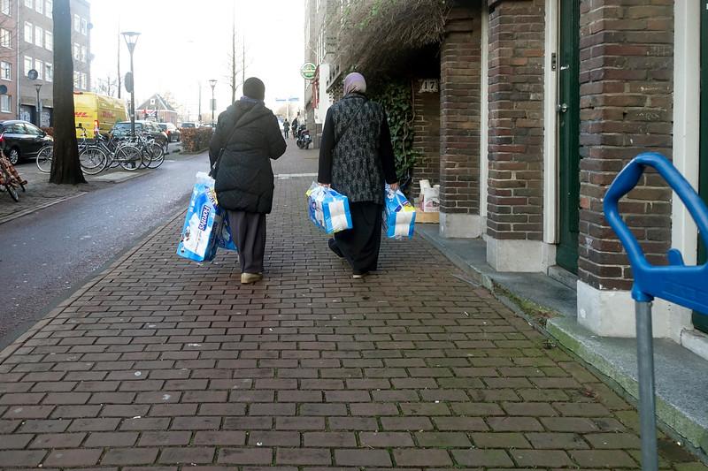 Nederland, Amsterdam, Molukkenstraat; 10 januari 2017, foto: Katrien Mulder