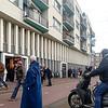 Nederland, Amsterdam, 13 januari 2017, Na het vrijdagmiddaggebed in moskee Nasr in de Celebesstraat, foto: Katrien Mulder
