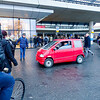 Nederland, Amsterdam, achter het centraal station, 16 januari 2017, foto: Katrien Mulder