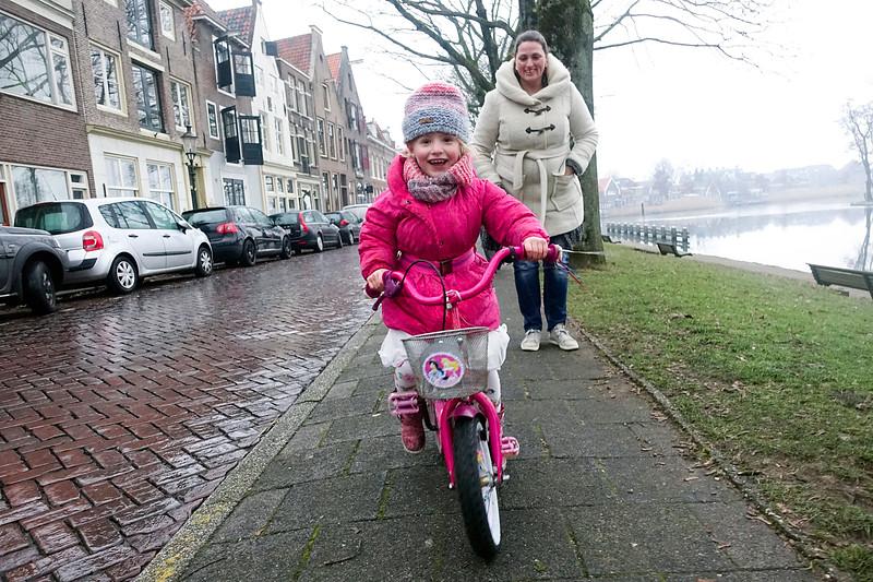 Nederland, Weesp, 23 januari 2017, foto: Katrien Mulder