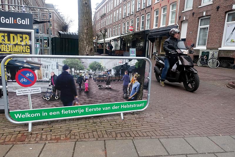Nederland, Amsterdam, 31 januari 2017, foto: Katrien Mulder