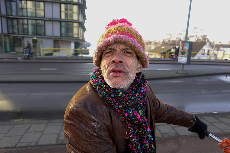 Nederland, Amsterdam, Wahid, 13 februari 2017, foto: Katrien Mulder