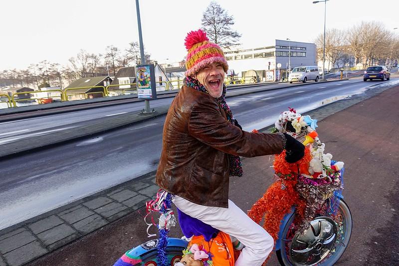 Nederland, Amsterdam, 13 februari 2017, foto: Katrien Mulder