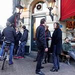 Nederland, Amsterdam, Cafe de Barones in de Torensteeg, 18 februari 2017, foto: Katrien Mulder