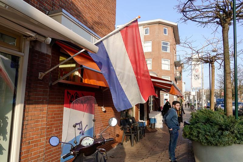 Nederland, Amsterdam, multicultureel Bos en Lommer; 18 februari 2017, foto: Katrien Mulder