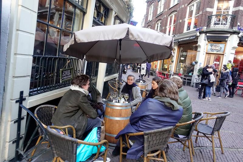Nederland, Amsterdam, omgeving Nieuwendijk, 18 februari 2017, foto: Katrien Mulder