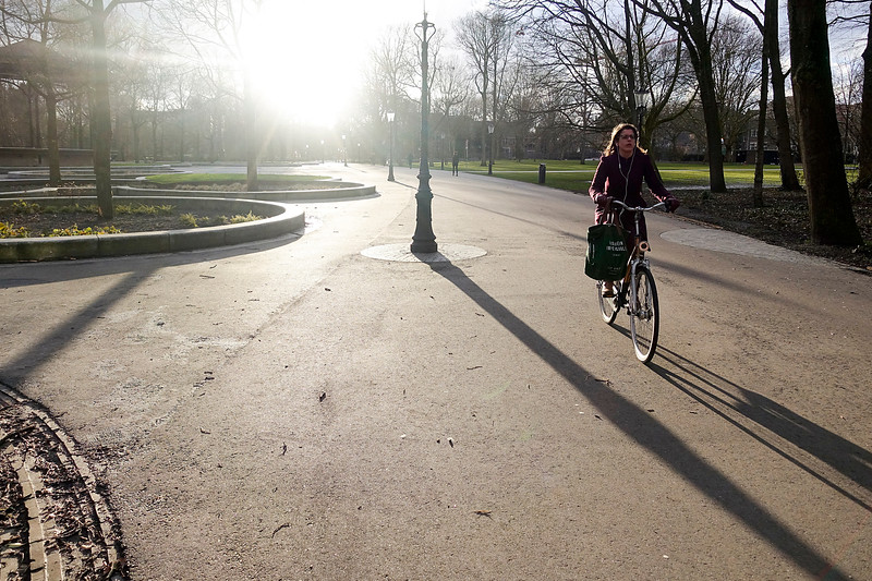 Nederland, Amsterdam, Oosterpark, 28 februari 2017, foto: Katrien Mulder