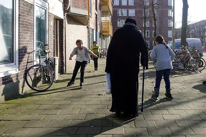 Nederland, Amsterdam, 6 maart 2017, foto: Katrien Mulder
