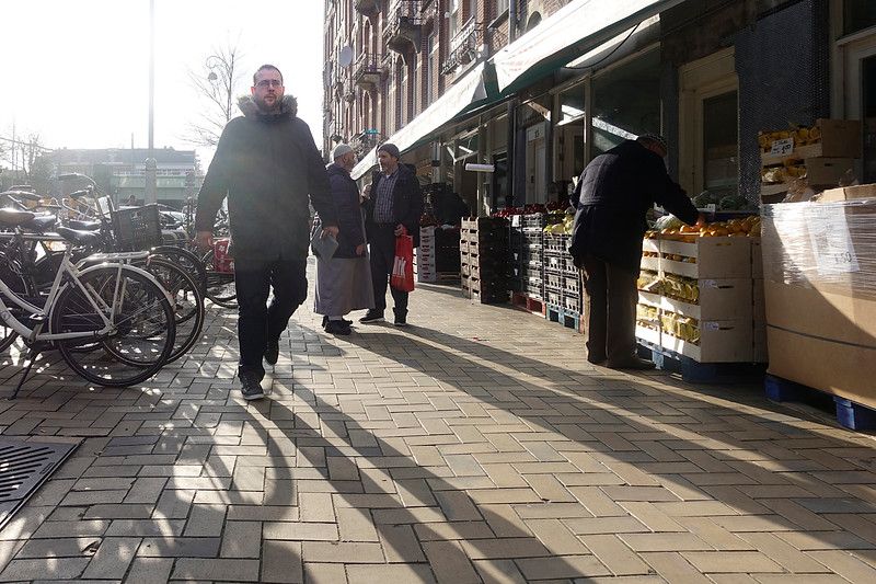 Nederland, Amsterdam, Javastraat, 6 maart 2017, foto: Katrien Mulder
