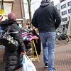 Nederland, Amsterdam, Dappermarkt,   maart 2017, foto: Katrien Mulder